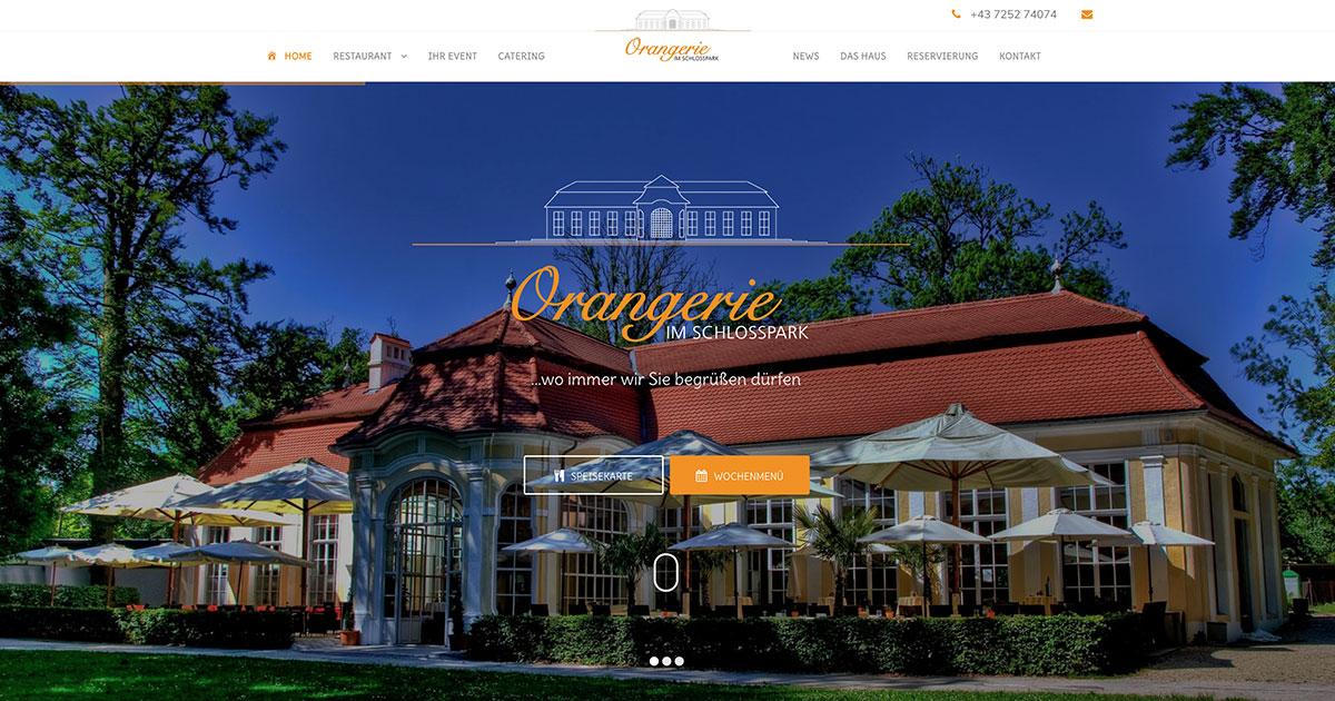 Orangerie Steyr
