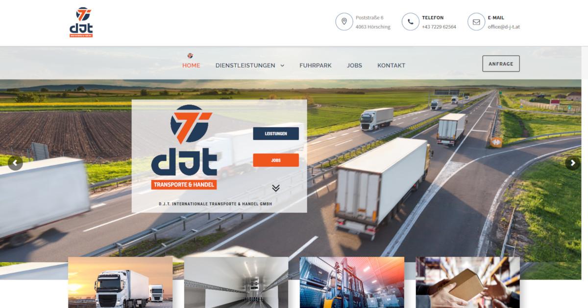 dJt – Transporte & Handel